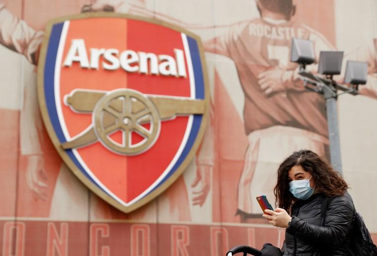 Image: The Emirates Stadium