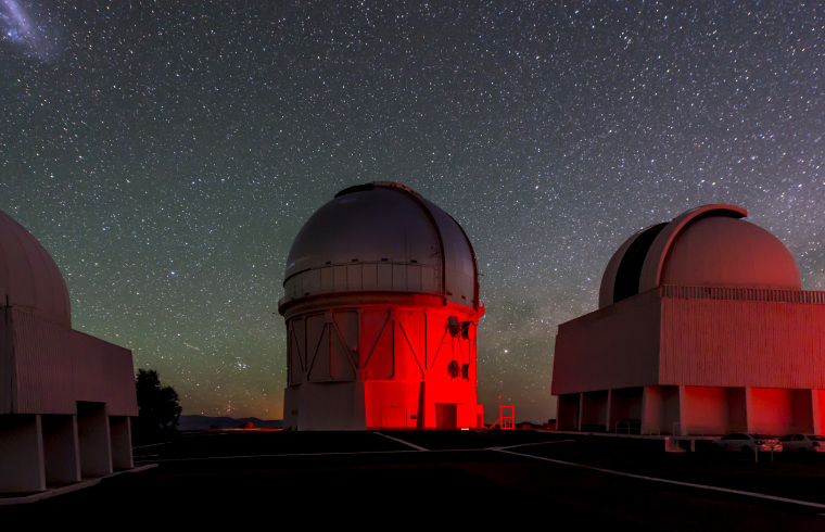 Image: Victor Blanco telescope
