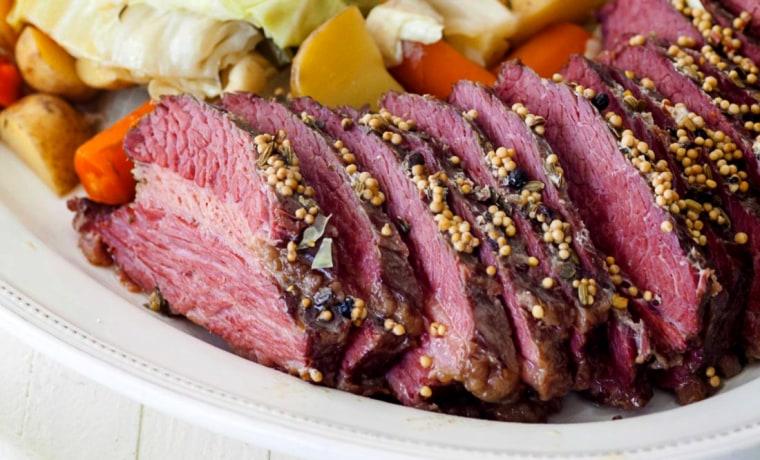 Image: corned beef
