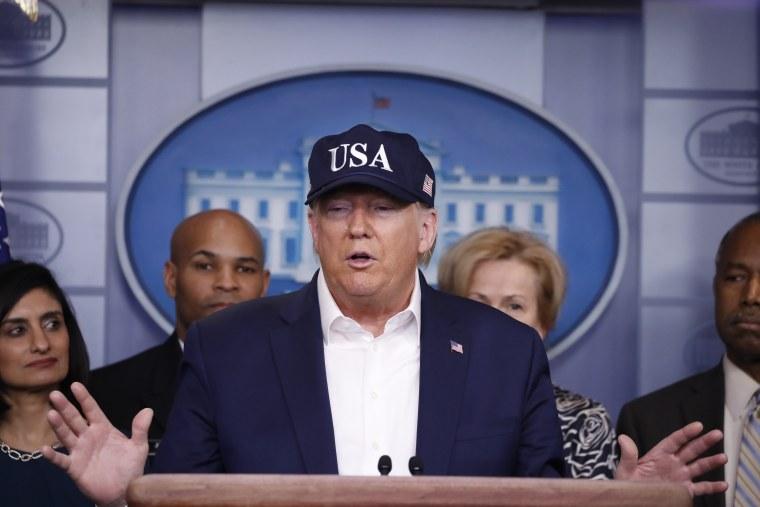 Image: Donald Trump, NAT Trump