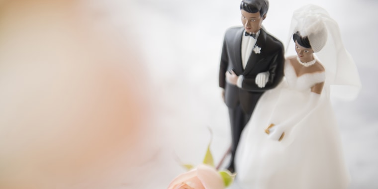 Travel restrictions and bans on large social gatherings are causing many couples to postpone their weddings during the spread of the coronavirus.