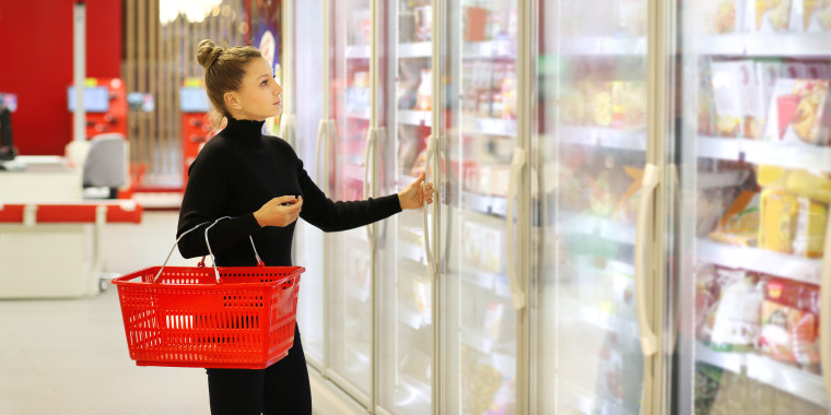 Shopping for groceries these days may require a few extra steps to cut down on the spread of germs.