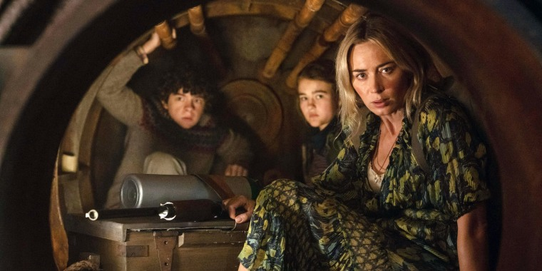 """A Quiet Place Part 2"" is just one of the entertainment offerings staying quiet longer than expected."