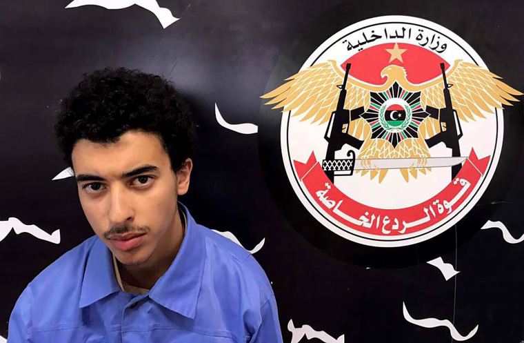Image: Hashem Abedi in a photo released in 2017.