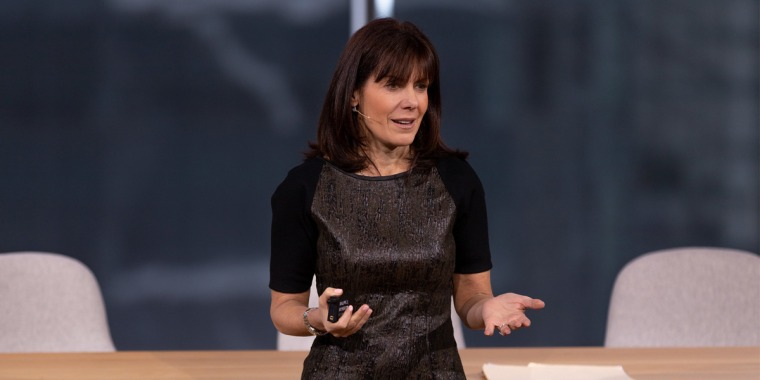 HerMoney.com founder and Know Your Value personal finance contributor Jean Chatzky.