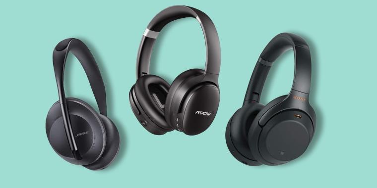 Image: ANC headphones