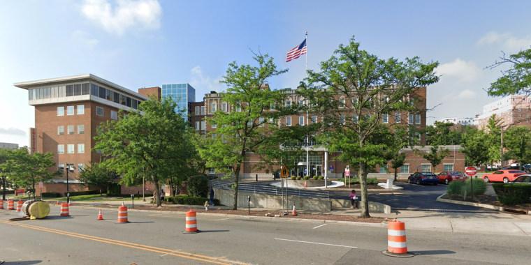 East Orange General Hospital in East Orange, N.J.