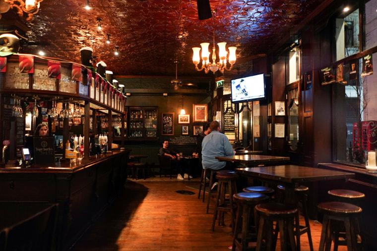 Image: Irish pub in Soho