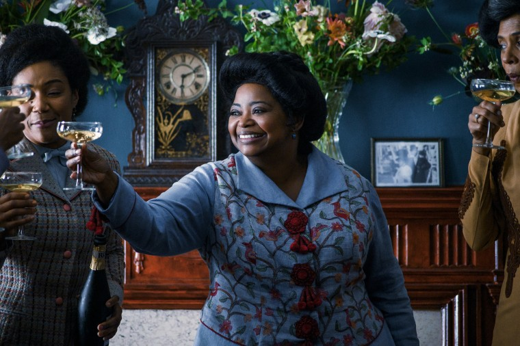 "Octavia Spencer as Madam C.J. Walker in a scene from ""Self Made: Inspired by the Life of Madam C.J. Walker."""