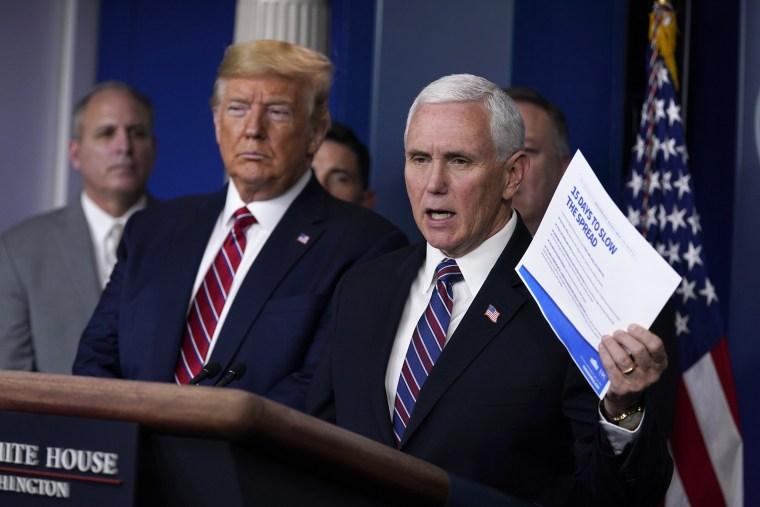 Image: Mike Pence, Donald Trump