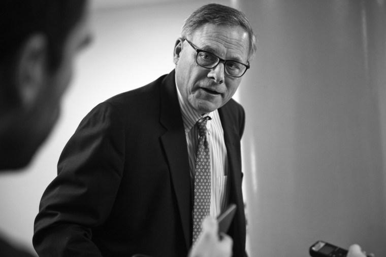 Image: Senator Richard Burr