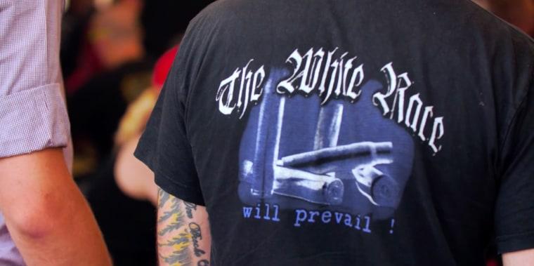 Image: Far-right concert