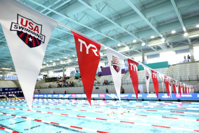 Image: USA swimming