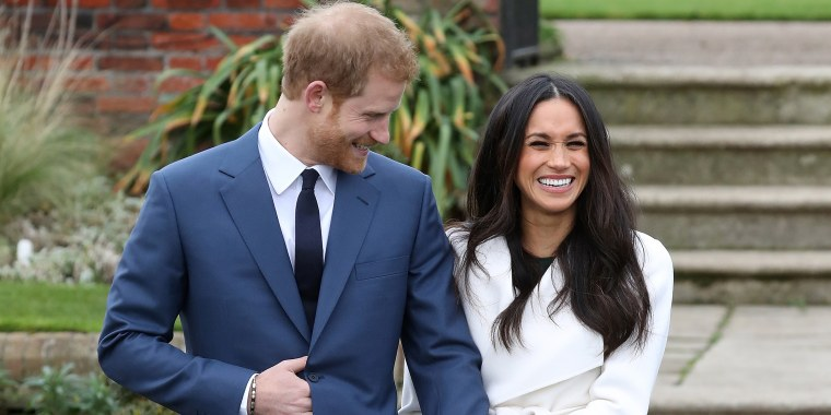 Will Prince Harry and Meghan Markle get a last name?