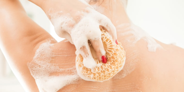 Dermatologists recommend starting your moisturizing skin care routine in the shower.