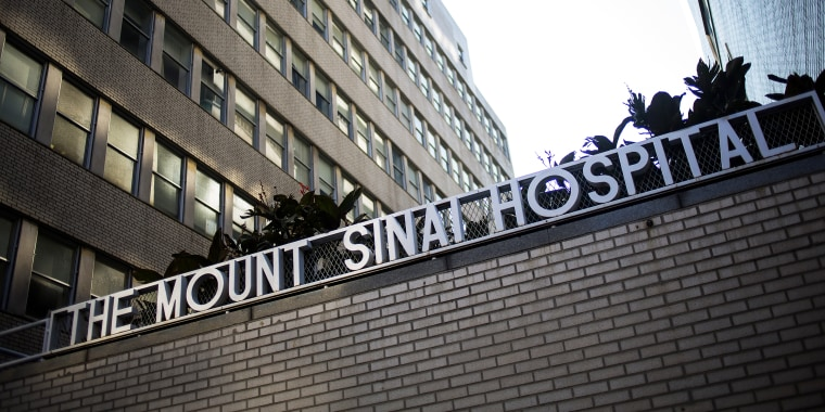 New York Hospital Testing Patient For Ebola Virus