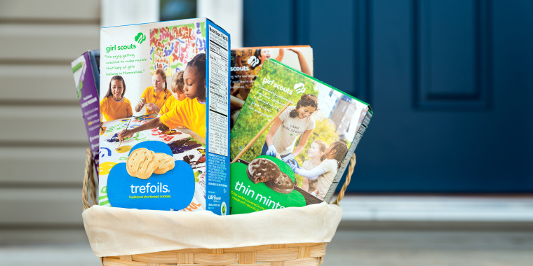 Beginning Feb. 1, you can your zip code into the Girl Scouts Cookie Finder to purchase cookies from a troop in your area.