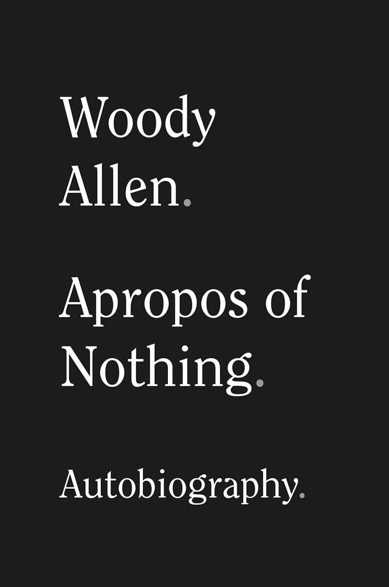Изображение: мемуары Вуди Аллена