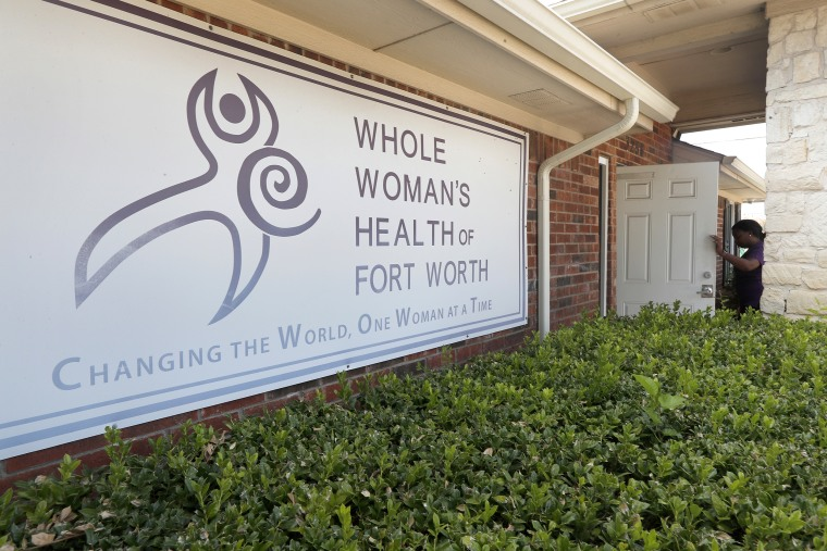 Image: Texas Abortion CLinic