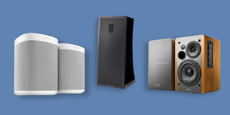 Image: Bookshelf speakers