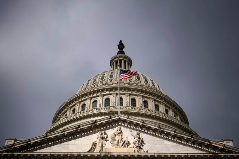 Image: The Capitol on March 26, 2020.