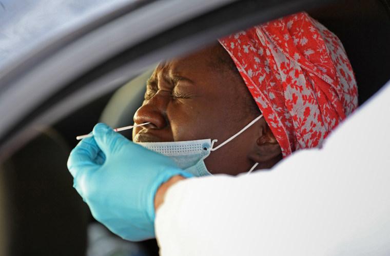 Image: TOPSHOT-FRANCE-HEALTH-VIRUS