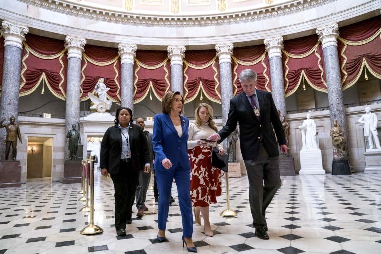 House Convenes To Vote On $2 Trillion Stimulus