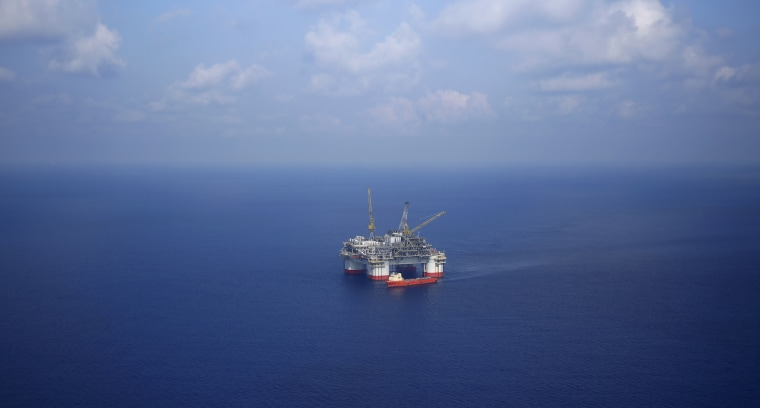 Chevron Corp. Jack/St. Malo Platform As Big Oil Rivals Shale In Gulf