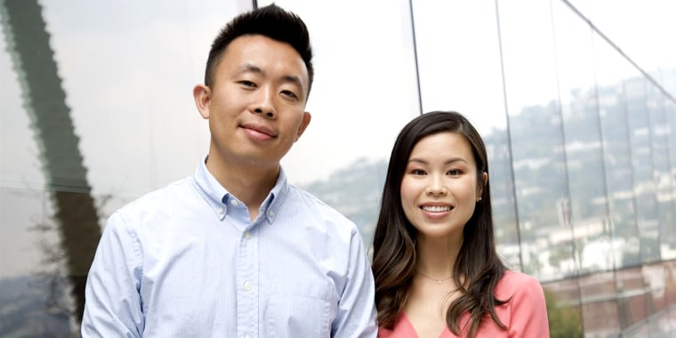 Jeremy Tu and Anna Wang had to sign a waiver acknowledging that their egg retrieval could be canceled at any moment.