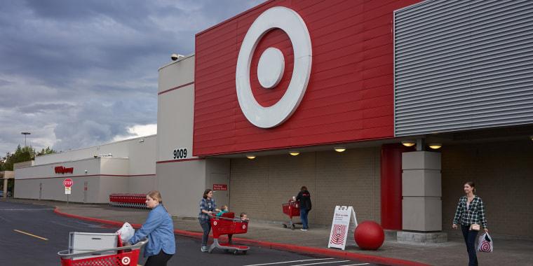 Target Store Customers