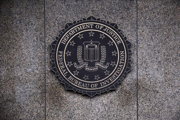 Image: FBI headquarters