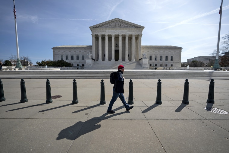 Image: U.S. Supreme Court Cancels All Oral Arguments Through Early April Due To COVID-19