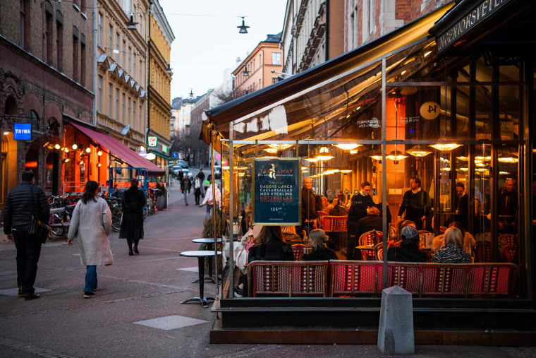 Sweden defies lockdown trend, bets on citizens acting responsibly