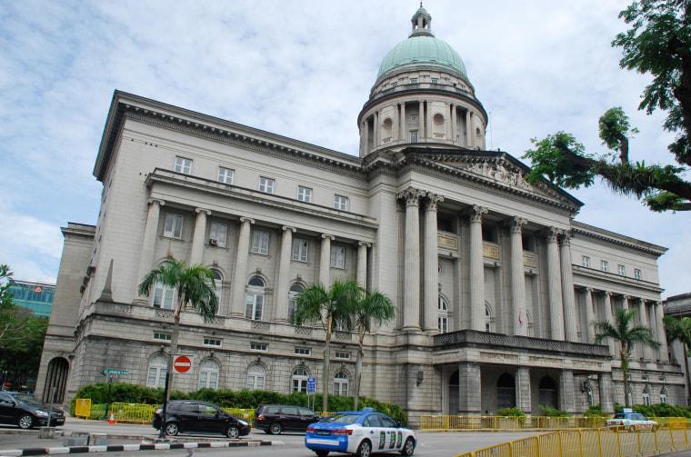 Singapore's Supreme Court.