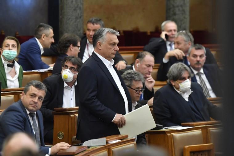 Image: Hungarian Prime Minister Viktor Orban
