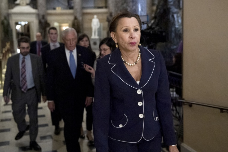 Rep. Velazquez has presumed COVID-19 infection, was near Pelosi, other lawmakers last week