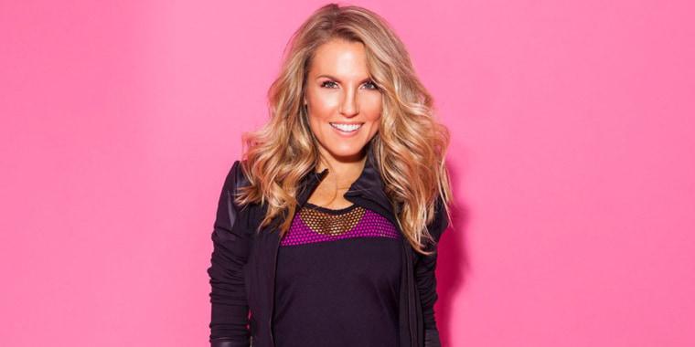 Celebrity trainer and AKT founder Anna Kaiser.