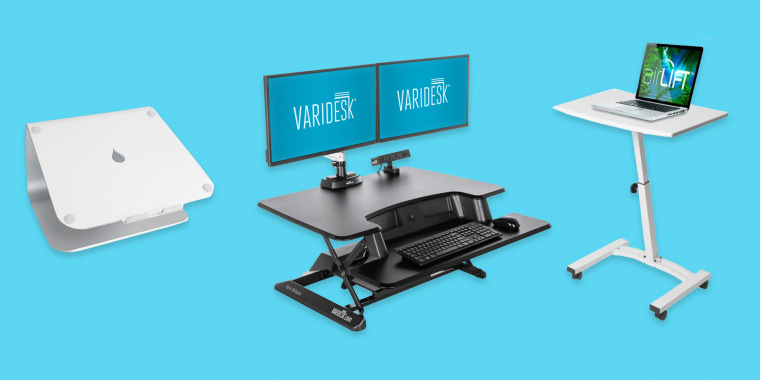 The best laptop stands are ergonomic and portable. Find the best computer stands for working remotely and videoconferencing from your desk at home.