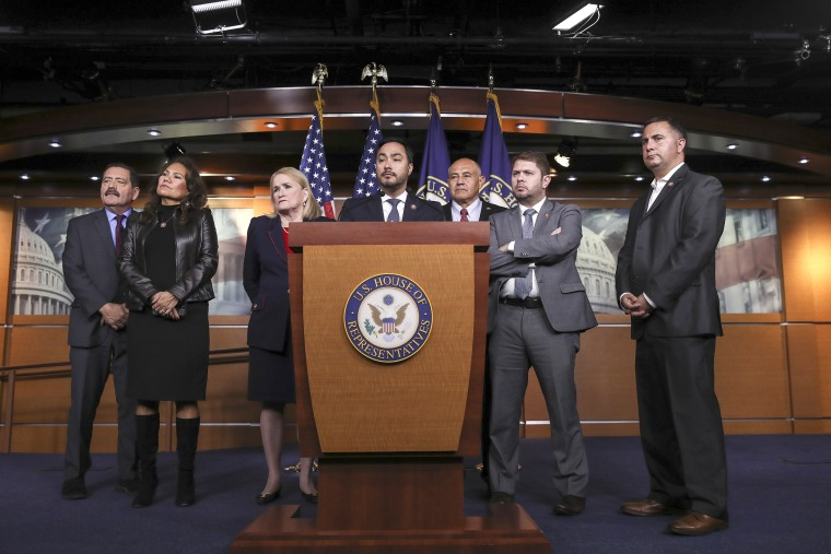 Congressional Hispanic Caucus Discusses Supreme Court DACA Case