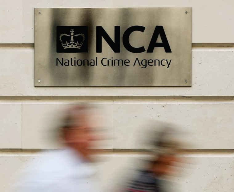 New National Crime Agency To Combat Organised Crime