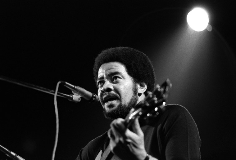 Image: Bill Withers