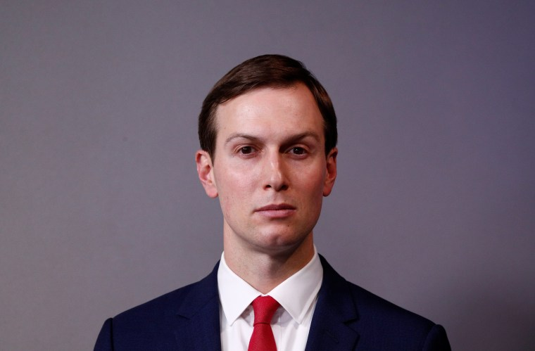 Jordan Libowitz Trump enables Jared Kushner's coronavirus task force, revealing the dangers of nepotism
