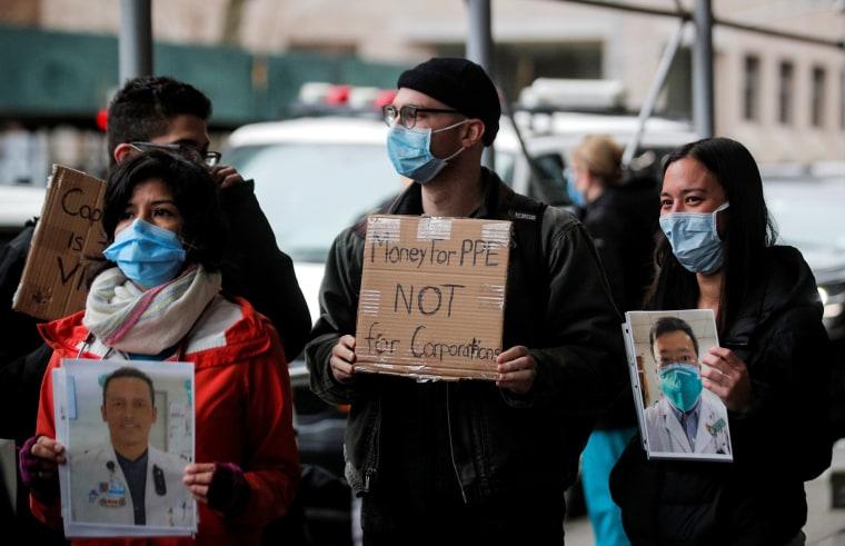 Staff at NYC hospital where nurse died will finally get coronavirus tests