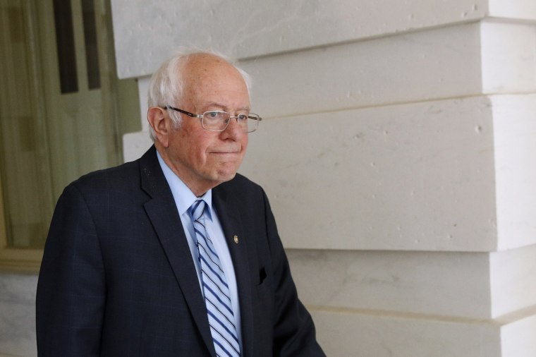 Sanders risks his movement's clout by staying in the race against Biden too long