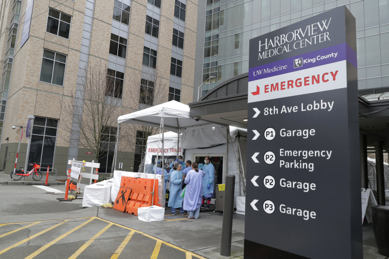 Image: Harborview Medical Center in Seattle