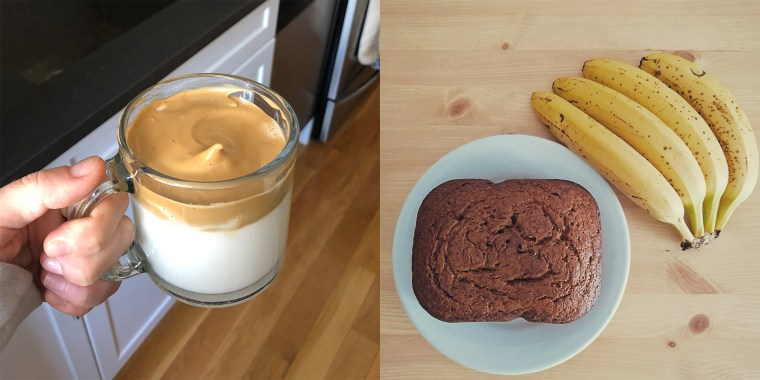 Are you craving a cool coffee or just bonkers for banana bread? We've got the recipes right here!