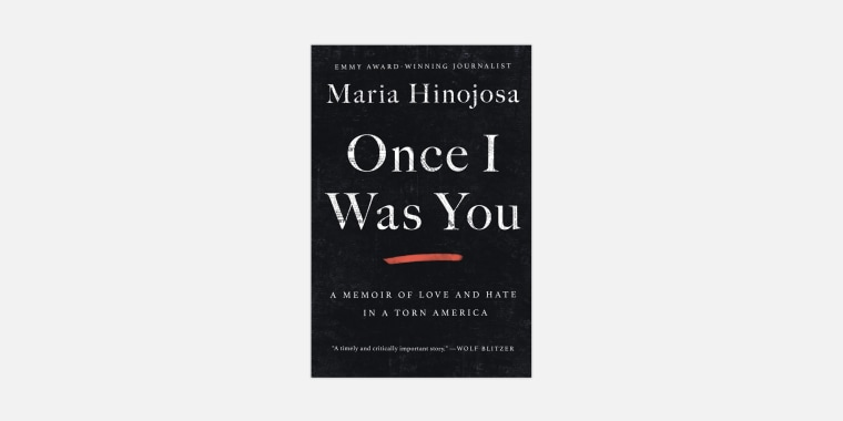 """IMage: \""""Once I Was You,\"""" a memoir by journalist Maria Hinojosa."""