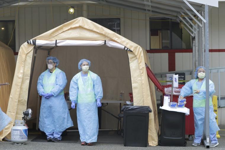 Image: Seattle nurses