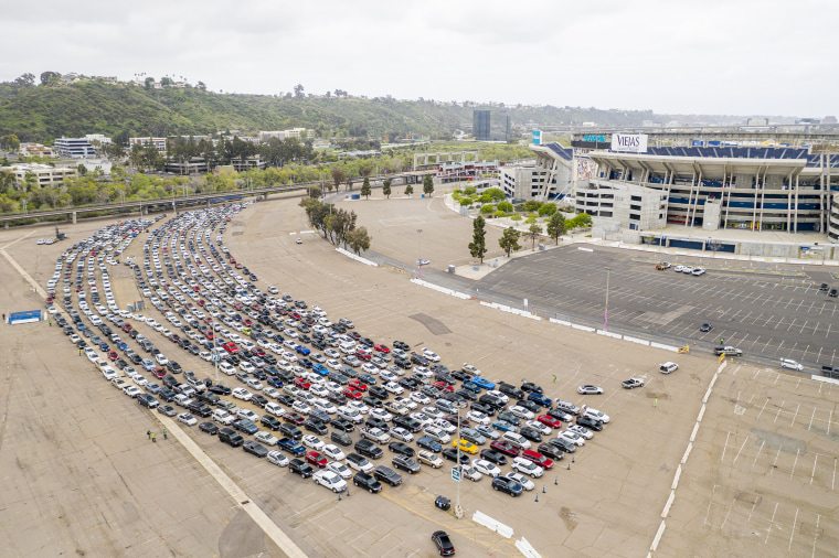Image: The Feeding San Diego food bank