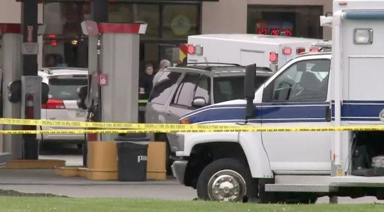 Image: Pilot Truck Stop stabbing